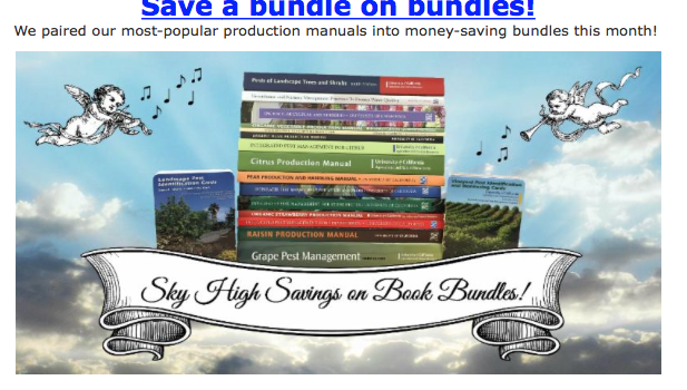 Save a bundle on books